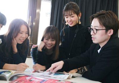 お茶会付「ビューティレッスン」@大阪校