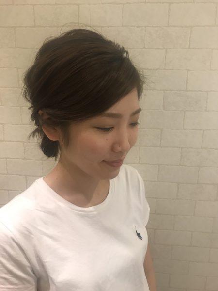 地元の名古屋で勉強して今は東京でネイリストとして働いてます